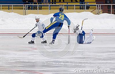Zaharov Petr(blue) Editorial Photography
