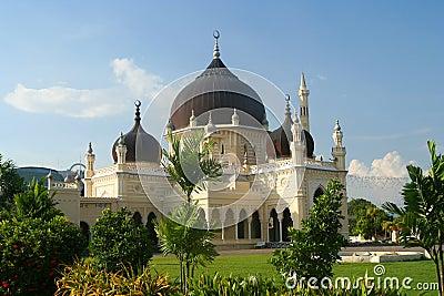 The Zahir Mosque