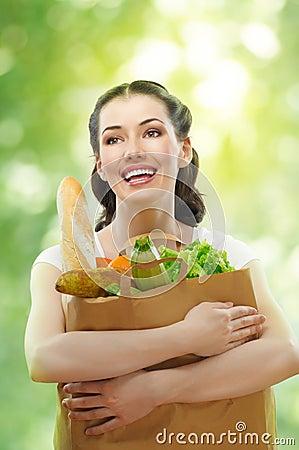 Zak voedsel
