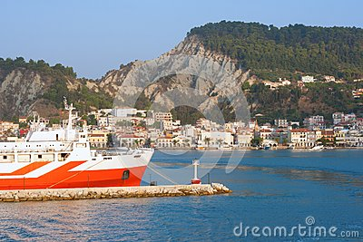 Zakynthos, Grece