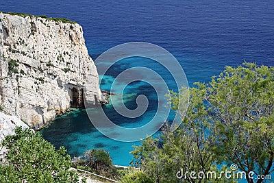 Zakynthos sea view