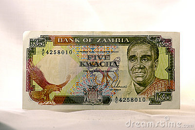 Zambian Money