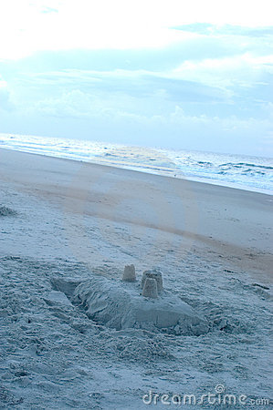 Zamek piasku