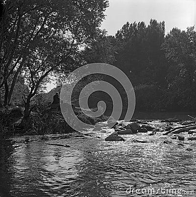 ZAMORA, SPAIN – JULY, 1979 Editorial Image