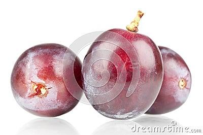 Czerwoni winogrona