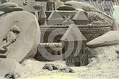 Zandkasteel 2