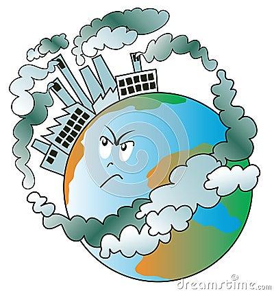 Zanieczyszczający świat