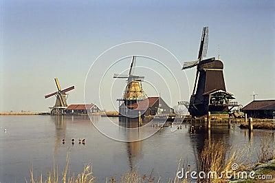 Zanse Schaans, Netherlands