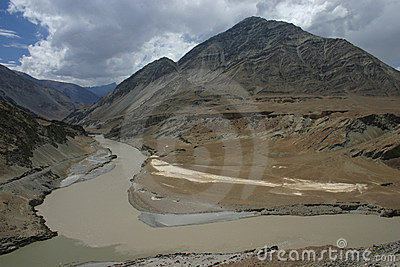 Zanskhar - Indus Confluent
