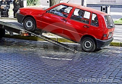 Zaparkuj 2 naruszenia