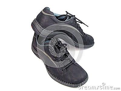 Zapatos elegantes del deporte