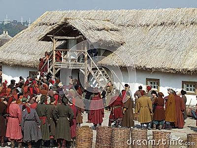 The Zaporozhye Cossacks Editorial Stock Photo