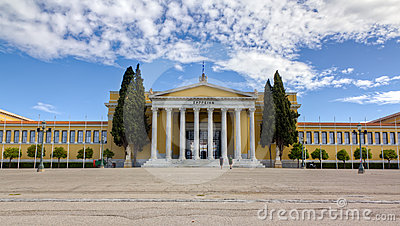 Zappeion Hall, Athens, Greece