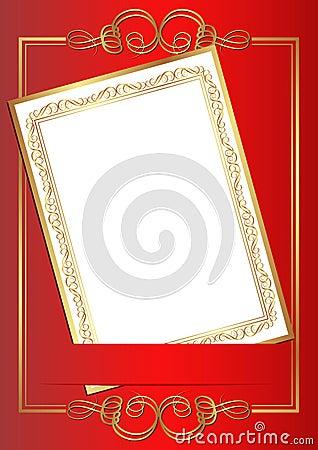 Zaproszenie karta
