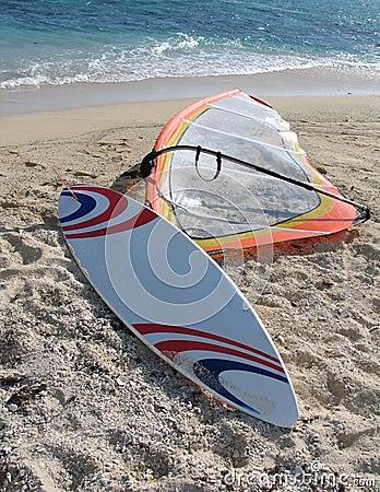 Zarząd windsurf
