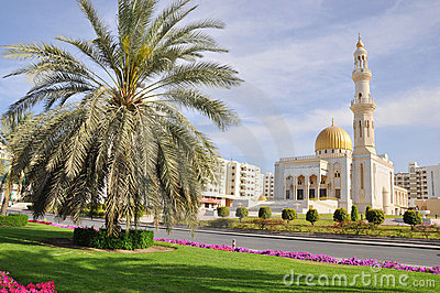Zawawi Mosque - Muscat, Oman