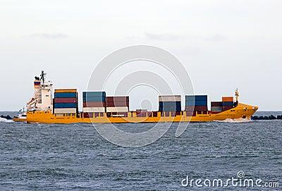 Zbiornika statek
