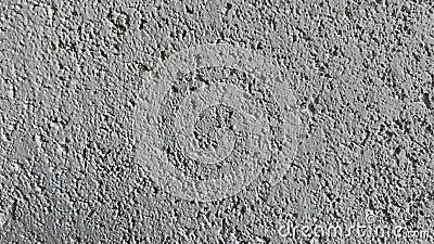 Zbliżenie teksturowanego tła białej ściany zbiory wideo