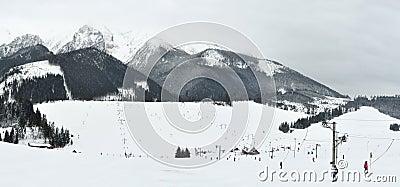 Zdiar skiing resort