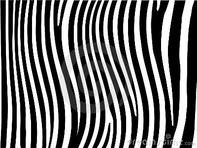 Zebra stripes background