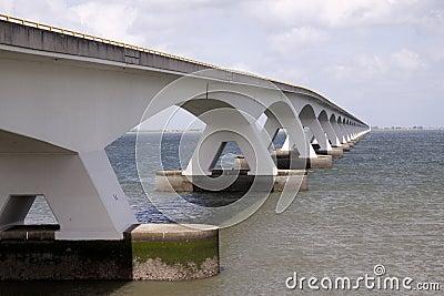 Zeelandbrug or Zeeland Bridge