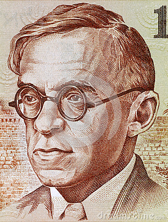 Zeev Jabotinsky Editorial Stock Image