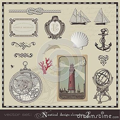 Zeevaart ontwerpelementen (plaats 2)