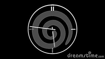 zegar metaliczny zbiory