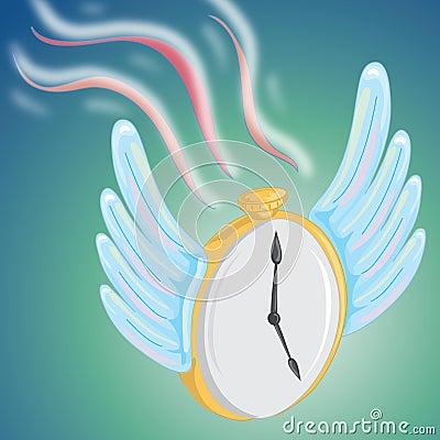 Zeit fliegt
