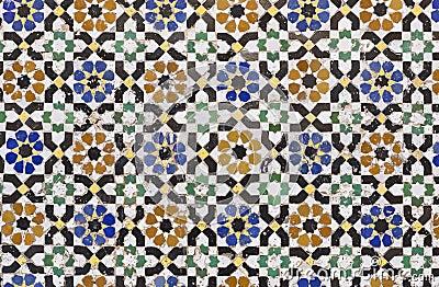 Zellige fliesen von marokko stockfoto bild 39702689 - Fliesen marokko ...