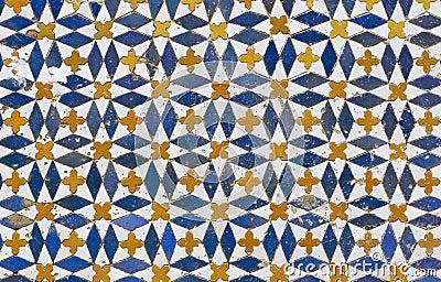 zellige fliesen von marokko stockfoto bild 39702705. Black Bedroom Furniture Sets. Home Design Ideas