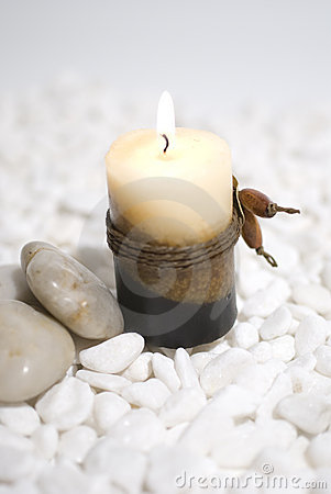 Zen Aromatic candles