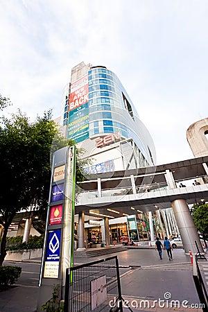 The ZEN Centre World Isetan Bangkok Editorial Photo