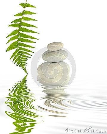 Free Zen Elements Stock Image - 8334111