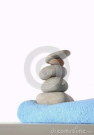 Image zen galet