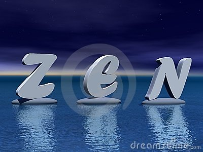 Zen by night