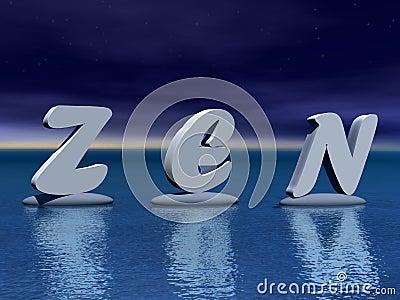 Zen by night