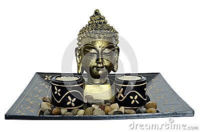 Zen relaxation plate