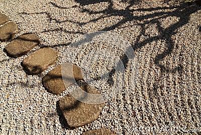 Zen shadow