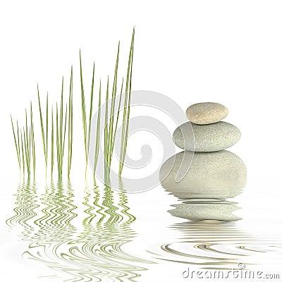 Free Zen Simplicity Stock Image - 6589331