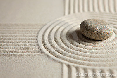 Zen stone