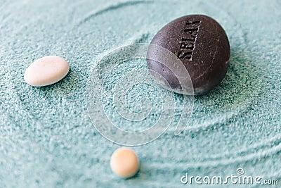 Zen Stone Relax