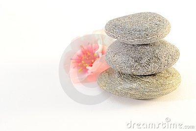 Zen Stones Stock Photo - Image: 18733990