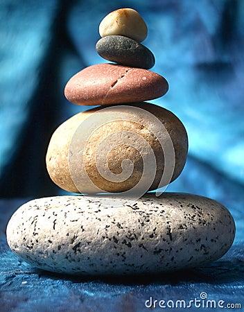Free Zen Stones Stock Image - 2508681