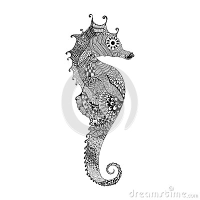 zentangle stylized black sea horse hand drawn illustration isolated white background sketch tattoo makhenda 54117587 likewise adult paisley coloring page 1 on adult paisley coloring page along with animal mandala coloring pages for adults on adult paisley coloring page also with adult paisley coloring page 3 on adult paisley coloring page also with free printable adult coloring pages therapy on adult paisley coloring page
