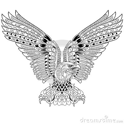 Stock Illustration Zentangle Stylized Eagle Cartoon Isolated White Background Sketch Adult Antistress Coloring Page Hand Drawn Doodle Image67964940 together with Stock Illustration Eagle Head Adult Antistress Coloring Page Black White Hand Drawn Doodle Animal Ethnic Patterned Vector African Indian Totem Tribal Image69389046 furthermore Zentangle clipart furthermore Spirale Treppe Spiral Staircase furthermore Fuchs Tattoo 903139865701. on mandala animals
