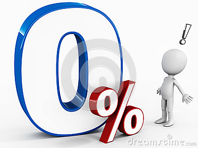 Zero percent apr