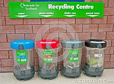 Zero waste in Scotland ? Editorial Image