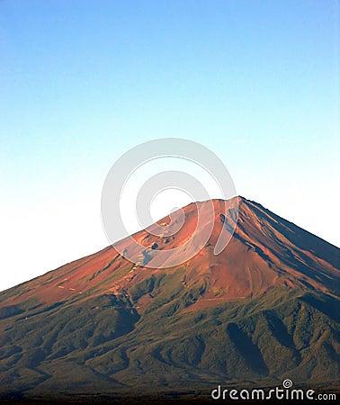 Zet Fuji op - portret