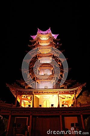Zhang ye county ying